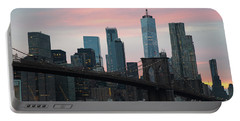 Brooklyn Bridge New York Portable Battery Charger