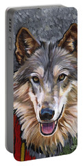Brother Wolf Portable Battery Charger