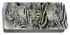 Zebra, Brothers Portable Battery Charger