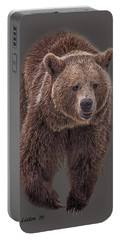Brown Bear 8   Portable Battery Charger