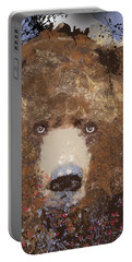 Visionary Bear Final  Portable Battery Charger