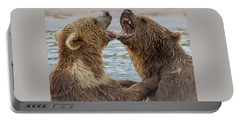 Brown Bears4 Portable Battery Charger