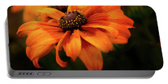 Portable Battery Charger featuring the photograph Brown Eyed Susan by Mary Jo Allen
