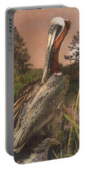Brown Pelican Portable Battery Charger