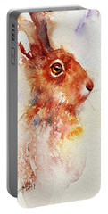 Brownie Bunny Portable Battery Charger