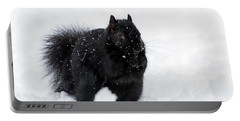 Portable Battery Charger featuring the photograph Brrrrrr - 365-282 by Inge Riis McDonald