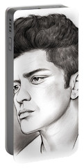 Bruno Mars Portable Battery Charger