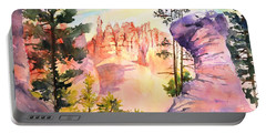 Bryce Canyon #4 Portable Battery Charger