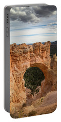 Bryce Canyon Natural Bridge Portable Battery Charger