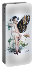 Bubble Butt Fairy Portable Battery Charger