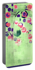 Portable Battery Charger featuring the photograph Bubble Tree - 224c33j5r by Variance Collections
