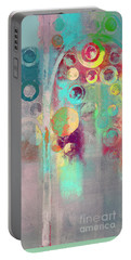 Bubble Tree - 285r Portable Battery Charger by Variance Collections