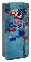 Bubble Tree - 85e-j4 Portable Battery Charger by Variance Collections