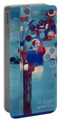 Bubble Tree - 85l-j4 Portable Battery Charger by Variance Collections