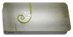 Bubbling - 02tt04a Portable Battery Charger by Variance Collections