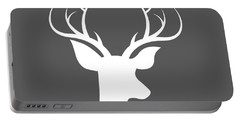 Buck Deer Portable Battery Charger