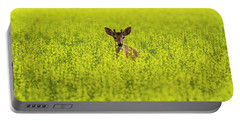 Buck In Canola Portable Battery Charger
