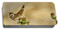 Buckeye Butterfly Portable Battery Charger
