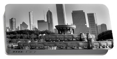 Buckingham Fountain - 2 Portable Battery Charger