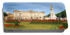 Buckingham Palace And Garden Portable Battery Charger