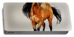 Buckskin Thoroughbred Portable Battery Charger