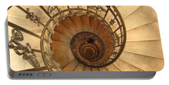 Budapest Staircase Portable Battery Charger