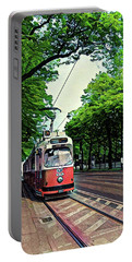Budapest Trolley Portable Battery Charger