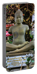 Buddha Cambodia  Portable Battery Charger