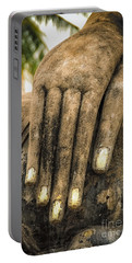 Portable Battery Charger featuring the photograph Buddha Hand by Adrian Evans