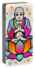 Buddha Portable Battery Charger