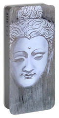Buddha Sketch  Portable Battery Charger