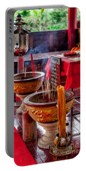 Buddhist Incense Portable Battery Charger