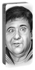Buddy Hackett Portable Battery Charger