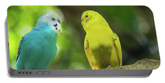 Budgie Buddies Portable Battery Charger