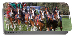 Budweiser Clydesdales Perfection Portable Battery Charger