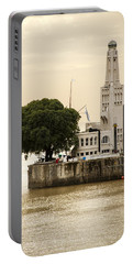 Buenos Aires Lighthouse Portable Battery Charger