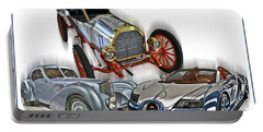 Bugatti Evolution Portable Battery Charger