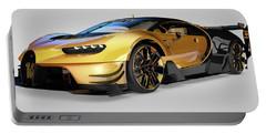 Bugatti Vision Gran Turismo Portable Battery Charger