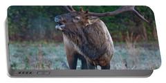 Bugling Elk Portable Battery Charger