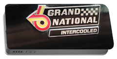 Buick Grand National Emblem Portable Battery Charger