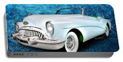 Buick Skylark Roadmaster Convertible For 1953 Portable Battery Charger