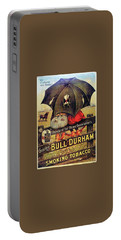 Bull Durham Smoking Tobacco Portable Battery Charger