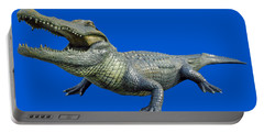 Bull Gator Transparent For T Shirts Portable Battery Charger