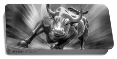 Bull Market Portable Battery Charger