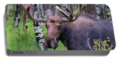 Bull Moose Up Close Portable Battery Charger