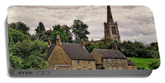 Bulwick Village Northamptonshire Portable Battery Charger