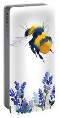 Honey Bee Portable Battery Chargers