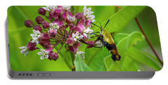 Bumblebee Moth 153 Portable Battery Charger