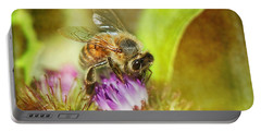 Bumbling Bee Portable Battery Charger