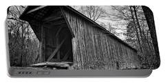 Bunker Hill Covered Bridge Portable Battery Charger